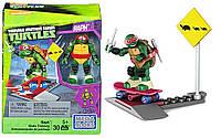 Конструктор Mega Bloks Teenage Mutant Ninja Turtles. Тренировочная база Рафа.