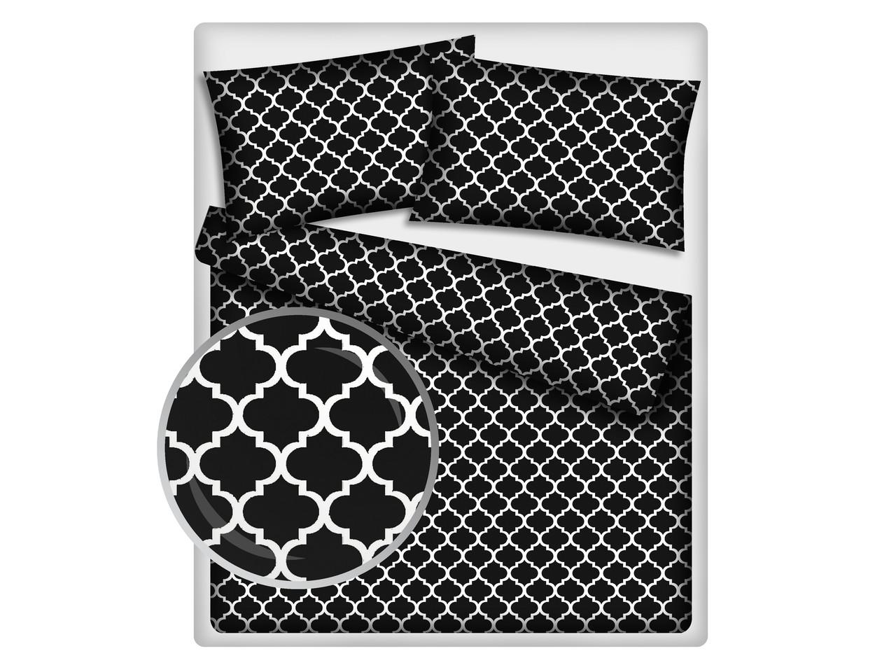 ОПТ Бязь, черно-белая гамма, 135 г/м2 (под заказ от 64 мп)