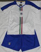 Форма футбольная Сборной Италии