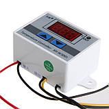 Терморегулятор в корпусе с датчиком (-50+110С) 12V/ 220V, фото 3