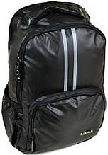 Городской рюкзак из нейлона 30 л. Lanpad 1823 black