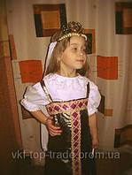 Карнавальный костюм царицы, русской красавицы прокат, фото 1