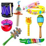 Музичні іграшки.