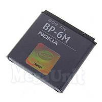 Аккумулятор Nokia BP-6M ( 6233, N73 )