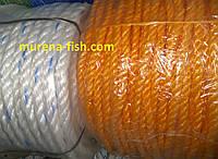 Веревка полипропиленовая 6мм Дилонг ( канат, шпагат, тросс 200м)