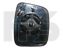 Вкладыш зеркала левый без обогрева Fiorino 2008-
