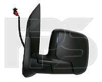 Зеркало правое электро с обогревом с датчиком температуры Fiorino 2008-