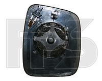 Вкладыш зеркала правый с обогревом Fiorino 2008-