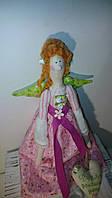Ангел домашнего уюта, кукла Тильда Hand Made, 46 см