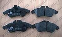 Тормозные колодки передние Mercedes Sprinter / Volkswagen LT (ATE) ROADHOUSE 2578.00, фото 1