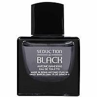 """Туалетная вода в тестере ANTONIO BANDERAS """"Seduction In Black (ORIGINAL)"""" 100 мл"""