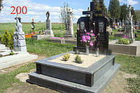 Памятник двойной