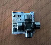 Крестовина кардана рулевого вала Mercedes Sprinter (-06)/ Volkswagen LT AUTOTECHTEILE 4611, фото 1