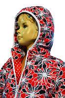 Куртка детская ромашки (рост: 98,104,110,116)