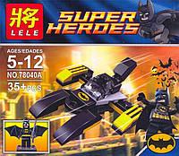 Конструктор LELE Super Heroes аналог (LEGO Super Heroes)