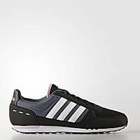 Женские кроссовки Adidas Neo City Racer (Артикул: B74490)