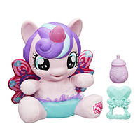 My Little Pony Интерактивная пони-принцесса малышка Флари Харт Baby Flurry Heart Pony Figure