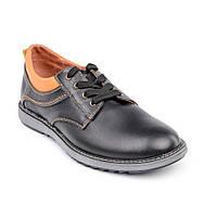 Кожаные мужские туфли Bastion 127ч