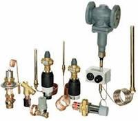 Клапаны и регуляторы давления и температуры