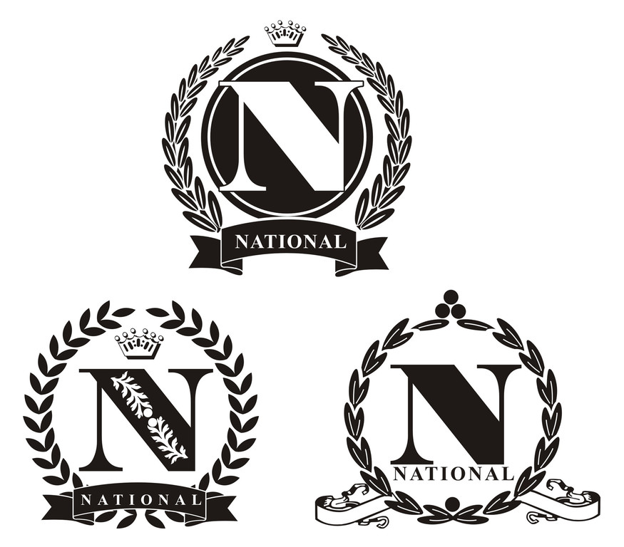 """Логотип для агентства недвижимости """"Националь"""""""