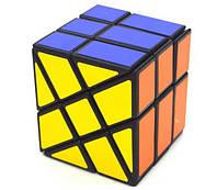Усложнённый кубик Рубика 3х3х3 черный SKU0000578