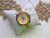 Наручные часы Versace золото реплика