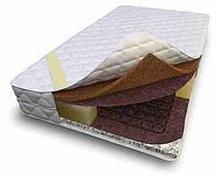 Матрас пружинный односпальный от производителя Идеал 200*90 см