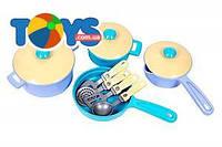 Набор кукольной посуды, 11 предметов, 4432