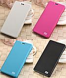Оригинальный чехол-книжка Xiaomi Redmi 4 / 4 Pro / Prime / Черный /, фото 3