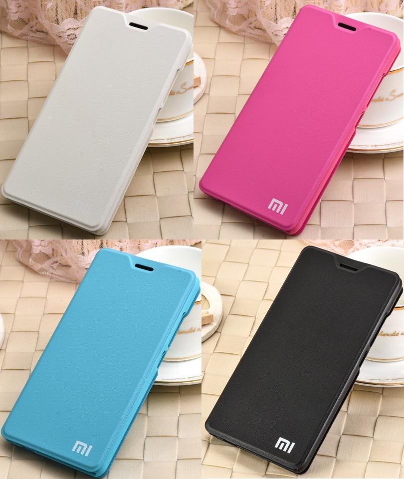 Оригинальный чехол-книжка Xiaomi Redmi 4 / 4 Pro / Prime /, фото 1