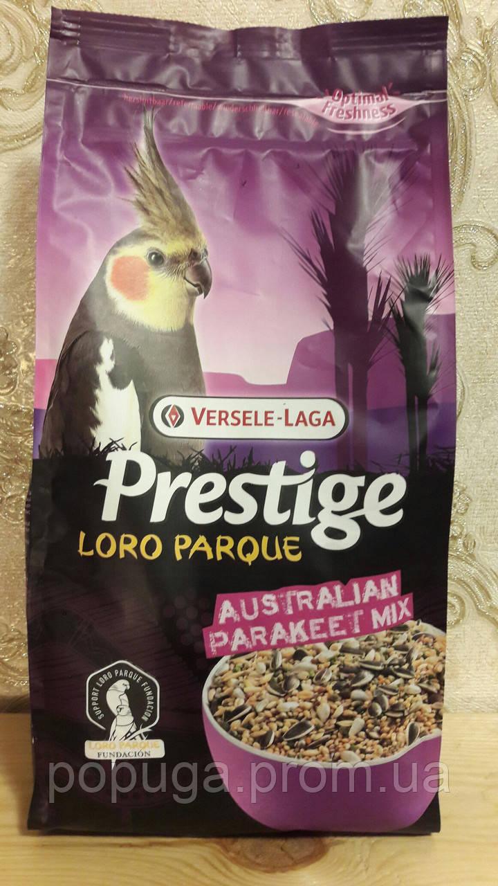 Корм для средних попугаев Versele-Laga Prestige Premium АВСТРАЛИЙСКИЙ ДЛИННОХВОСТЫЙ ПОПУГАЙ Престиж