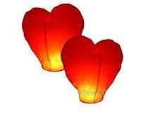 Небесный фонарик Сердце, Купол