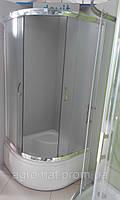 Душова кабіна Devit Nymfa FEN311PDEV 90x90 з глибоким піддоном Італія