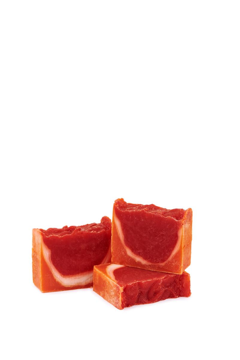 Мило «Грейпфрут» - ОРА АГРО-ЕКО. Виробник ЕКО продуктів та Квітів! в Львовской области