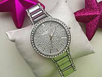 Часы Vacheron Constantin женские под серебро
