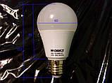 Лампа LED 8 Вт Works LB0830-E27-A60 , фото 3