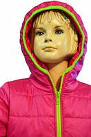 Демисезонная куртка для девочки подростка № 9047