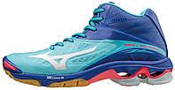 Кроссовки волейбольные Mizuno Wave Lightning Z2 Mid (Women) V1GC1605-63