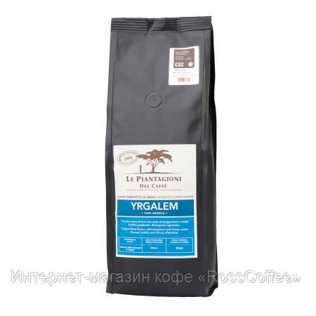 Кофе в зернах Le Piantagioni del Caffe Etiopia Yrgalem 500 г