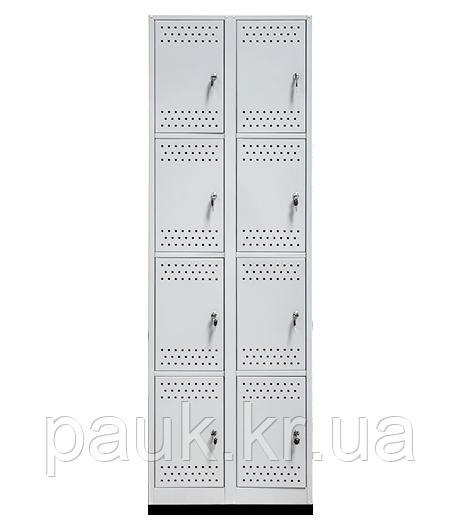 Камера хранения на 8 ячейки в высоту,Камера схову на 8 комірки у висоту - ООО «ПАУК» в Кропивницком