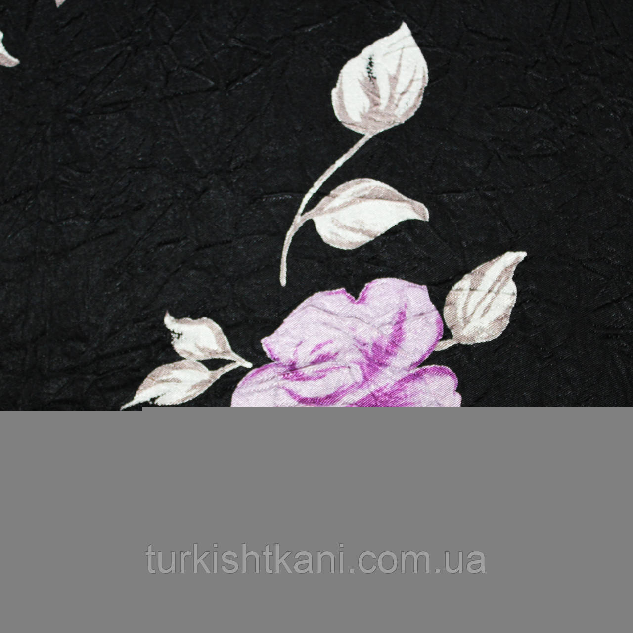 Ткань  Атлас Креш