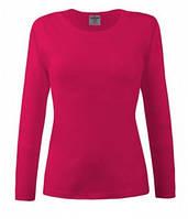 Женская футболка с длинным рукавом 205-40