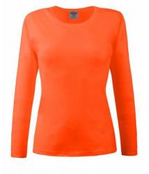 Женская футболка с длинным рукавом 205-44