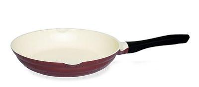 """Сковорода 28 см с керамическим антипригарным покрытием Fissman """"Lazurite"""" (AL-4742.28)"""