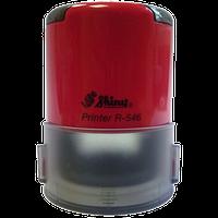 Оснастка автоматическая, пластиковая для круглой печати d 45 mm
