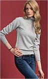 Блузка женская, кофточка гольф водолазка свитер ZAPS CARI , фото 2