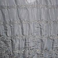 Ткань  Атлас  Гофре