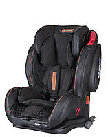 Автокрісло Coletto Sportivo Only Isofix Black, фото 1