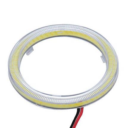 70 мм led-кольца в фару (ангельские глазки) суперяркие 1шт., фото 2