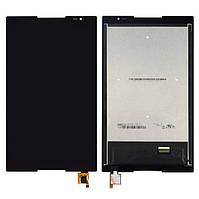 Модуль (дисплей + сенсор) Lenovo S8-50F black original